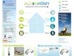 Autonhomy Le site des équipements d'aide au quotidien pour les personnes handicapées ou à mobil...
