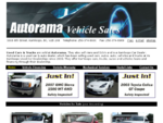Kamloops Used Cars are sold at Autorama Vehicle Sales Canada Ltd. The used car dealership is locate