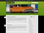 CSG autoremont pakub erinevaid teenuseid - keretööd, elektritööd, restaureerimine, keevitustööd,