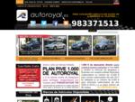 AutoRoyal Valladolid - AutoRoyal. es Coches de segunda mano Valladolid