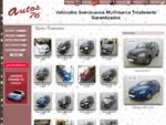 Autos 76 Vehiacute;culos de ocasioacute;n en Badajoz