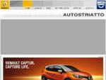 AutoStriatto Renault e Dacia a Mariano Comense