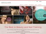 Beauty Courses, Beauty School, Beauty College - Avalon Beauty College