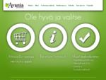 Avania - Verkkokaupan ja www-suunnittelun asiantuntija