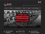 Avanti Fitness - Innovations In Exercise