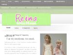 Βαπτιστικά Ρούχα | Reina Creations | Μοναδικές Τιμές