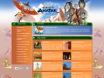 Игры Аватар - Легенда об Аанге