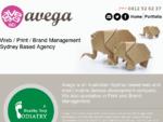 Avega - Sydney Based Web Design Agency