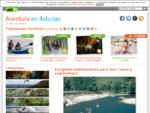 Aventura en Asturias | Experiencias, deportes y viajes
