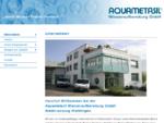 Aquametasil Wasseraufbereitung GmbH - Waiblingen - Anlagentechnik und Chemikalien