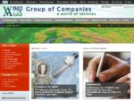 Όμιλος εταιρειών - Γεωπληροφορική, Πληροφορική, Υπηρεσίες Ιδιωτικής Ασφάλειας, Ευρωπαϊκά ...