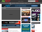 AV. TEST - Testy sprzętu stereo i wideo