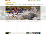 Rafting AvventureH2O Adventure Center Rafting Valle d Aosta