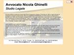 Avvocati Perugia, Avvocato Perugia