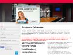 STUDIO LEGALE CALVANESEDOMILIAZIONE LEGALE E SEDE LEGALE SOCIETARIA - Studio legale a Isernia per ...