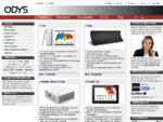 ODYS Multimedia Produkte - Tablet PCs, E-Book Reader, LCD-/LED-Fernseher
