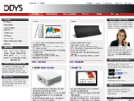 ODYS Multimedia Produkte - Tablet PCs, E-Book Reader, LCD-LED-Fernseher