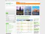 AZA tours - egzotinės, pažintinės, poilsinės kelionės, kruizai