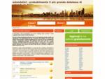 Catalogo settoriale delle aziende di Aziendalist. it - lelenco delle aziende da tutta la Italia