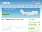 Taxi Tours - Azores - São Miguel
