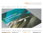 oup kommunikation - Werbeagentur Augsburg
