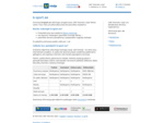 b-sport. ee - Domenai, domenų registravimas - UAB quot;Interneto vizijaquot;