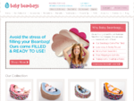 Baby Beanbags | Comfy, Stylish Bean Bags for Babies