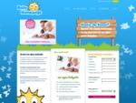 Je eigen persoonlijke Baby Site (Baby website), eenvoudig alle ontwikkelingen bijhouden.