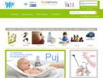 Ηλεκτρονικό κατάστημα με βρεφικά είδη για τα μωρά και τους γονείς Baby Inn eshop