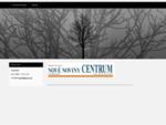 NOVÉ NOVINY CENTRUM - Úvodná stránka