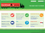 backloads listed FREE freight, house removals all here on Backload4U