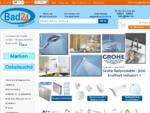 Badezimmermöbel und Badeinrichtung günstig bei Bad24 kaufen