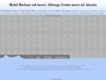 Hotel Badano sul mare - Albergo fronte mare Alassio