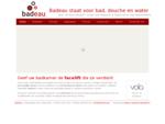 Een totaalconcept voor nieuwbouw renovatie van badkamers - Badeau