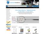 Badmintonschläger Yonex Victor Oliver LiNing Torro RSL Badminton Shop badmintonhandel. de