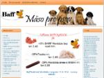 Baff - Mäso pre psov