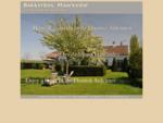 Isabelle Van Hees, Bakkerbos Maarkedal, BedBreakfast, bb, Gastenverblijf, Gite, Guesthouse