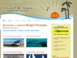 BACKPACK TRAVEL Australian travel agency Budget tours-transport-backpacker packages