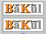 BaKul - Cafe-Bar - Guesthouse