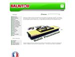 Balayeuse balai pousseur Balaitou L équipe Balaitou vous apporte toutes ses années d'expérience ...