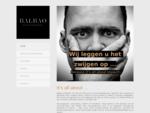 Balbao | grafisch ontwerp | reclame | events | drukwerk | verhuur | feestmateriaal | Davy Ver