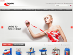 Výroba a predaj baliacich, lisovacích a viazacích strojov a obalového materiálu.