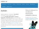 Balkán. sk - dovolenka na Balkáne, letenka na Balkán, ubytovanie na Balkáne, rady a informácie o