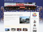 Ballon-Atelier Hansjörg Burch - Ballondekor