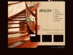 Schody Balsa - producent schodów drewnianych. Oferujemy schody proste i zabiegowe oraz schody spira