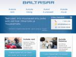 Baltasar - Autorent - Autoliising - Autod Saksamaalt ja Euroopast - Kasutatud autode müük
