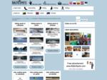 Skiing and Kitesurfing spots in Baltic countries Lithuania, Latvia, Estonia