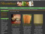 Компания Земля бамбука предлагает - бамбук, натуральные обои, мебель из ротанга, канаты.. Магаз