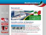 Bandiere online