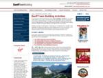 Team Building Activities in Banff